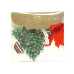 Anna Griffin - Christmas - Tags - Traditional Tree