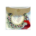 Anna Griffin - Christmas - Tags - Wreath