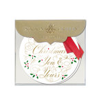 Anna Griffin - Christmas - Gift Tags - Type Ornament
