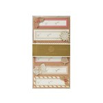 Anna Griffin - Christmas - 3 Dimensional Gift Stickers - Kraft