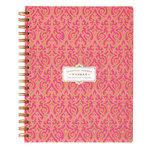 Anna Griffin - Weekly Agenda - Pink Foil - Undated