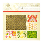 Anna Griffin - Carmen Collection - 12 x 12 Double Sided Cardstock Pack