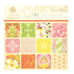 Anna Griffin - Carmen Collection - 12 x 12 Cardstock Pack