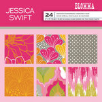 Anna Griffin - Blomma Collection - 6 x 6 Paper Pad