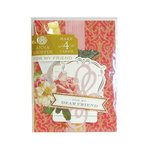 Anna Griffin - Card Kit - For My Friend - Garden