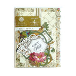 Anna Griffin - Card Kit - Get Well Soon - Botanic