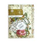 Anna Griffin - Card Kit - Get Well Soon - Botanic