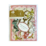 Anna Griffin - Card Kit - Congrats - Garden