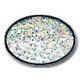 Art Institute Glitter - Art Glitter - Blue Rain - One-Half Ounce - No. 120, CLEARANCE