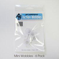 Art Impressions - Mini Action Wobble - 6 Pack