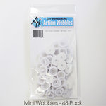Art Impressions - Mini Action Wobble - 48 Pack