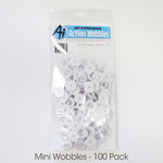 Art Impressions - Mini Action Wobble - 100 Pack