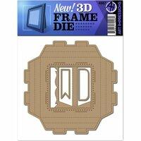 Art Impressions - Stamp Dies - 3D Frame