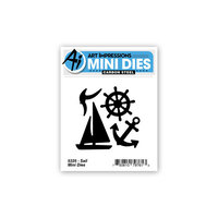 Art Impressions - Mini Dies - Sail