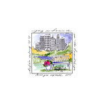Art Impressions - Windows to the World Collection - Unmounted Rubber Stamp Set - Joy Found Window