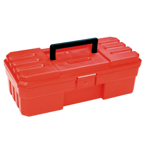 Craft Design - 12 Inch Craft Box - Red