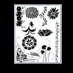 Autumn Leaves - Clear Stamps by Rhonna Farrer - Botanicals, CLEARANCE