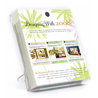 Autumn Leaves - Designing With Idea Calendar - 2008