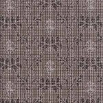 Autumn Leaves - Foofala - Red - Black and Cream Collection - Paper - Houndstooth, CLEARANCE