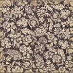 Autumn Leaves - Foofala - Red - Black and Cream Collection - Paper - Picadilly