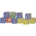 Digital Alphabet (Download)  - Baby Blocks