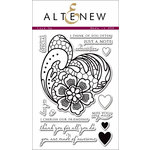 Altenew - Clear Acrylic Stamps - Lace Up