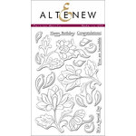 Altenew - Clear Acrylic Stamps - Persian Motifs