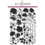 Altenew - Clear Photopolymer Stamps - Vintage Roses