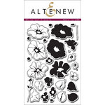 Altenew - Clear Acrylic Stamps - Whimsical Flowers