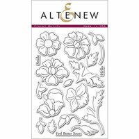 Altenew - Clear Photopolymer Stamps - Floral Motifs