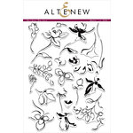 Altenew - Clear Acrylic Stamps - Golden Garden