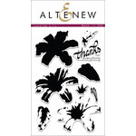 Altenew - Clear Acrylic Stamps - Layered Lily