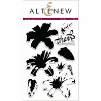 Altenew - Clear Photopolymer Stamps - Layered Lily