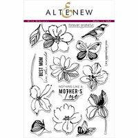 Altenew - Clear Photopolymer Stamps - Wild Hibiscus