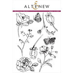 Altenew - Clear Acrylic Stamps - Botanical Garden