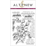 Altenew - Clear Acrylic Stamps - Best Mom