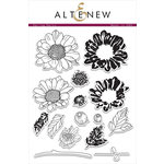 Altenew - Clear Photopolymer Stamps - Spring Daisy