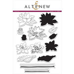Altenew - Clear Acrylic Stamps - Lotus