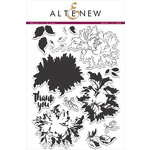 Altenew - Clear Acrylic Stamps - Majestic Bloom