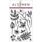 Altenew - Clear Acrylic Stamps - Freeform Greenery