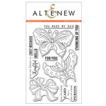 Altenew - Clear Acrylic Stamps - Bejeweled
