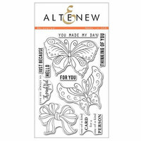 Altenew - Clear Photopolymer Stamps - Bejeweled