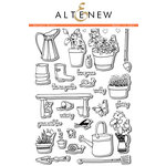 Altenew - Clear Acrylic Stamps - Garden Grow