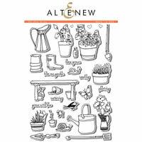 Altenew - Clear Photopolymer Stamps - Garden Grow