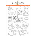 Altenew - Clear Photopolymer Stamps - Bunny Love