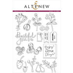 Altenew - Clear Acrylic Stamps - Beautiful You