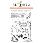 Altenew - Clear Acrylic Stamps - Birch Land