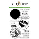 Altenew - Clear Acrylic Stamps - To the Moon