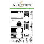 Altenew - Clear Acrylic Stamps - Say Cheese