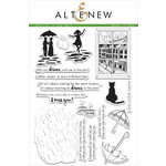 Altenew - Clear Photopolymer Stamps - Dancing In The Rain